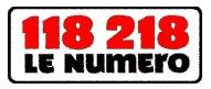 Voix Off Agency pour 118 218