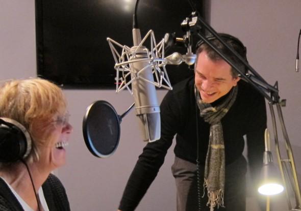 Voix Off Agency Visite CDT93 enregistrement