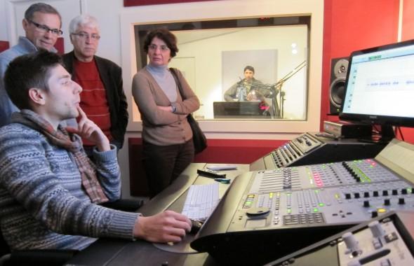 Voix Off agency Visite CDT 93 régie