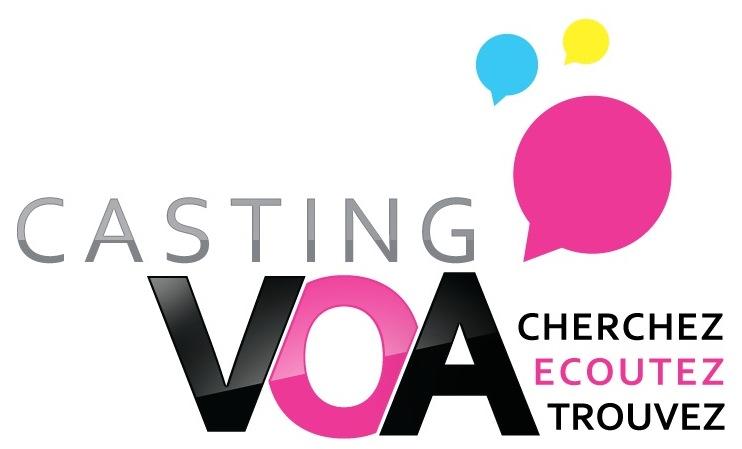 Logo de Casting-VOA le catalogue voix online des studios Voix Off Agency