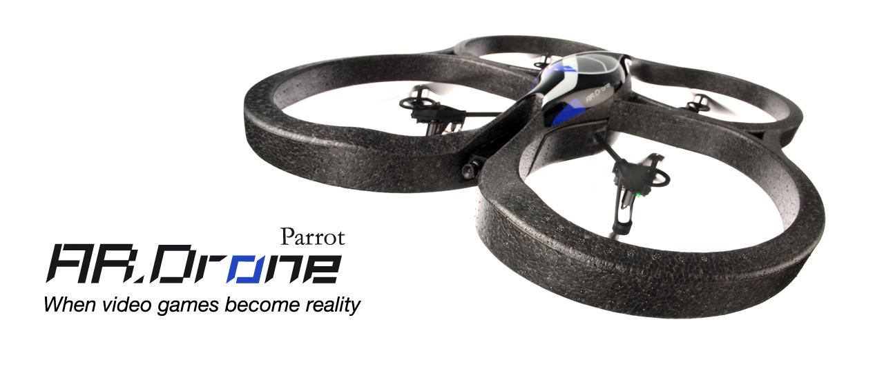 Voix Off Agency pour l'AR Drone Parrot