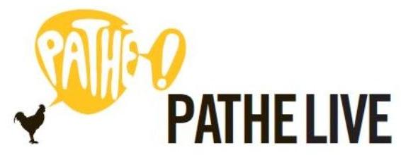 Voix Off Agency pour Pathé Live