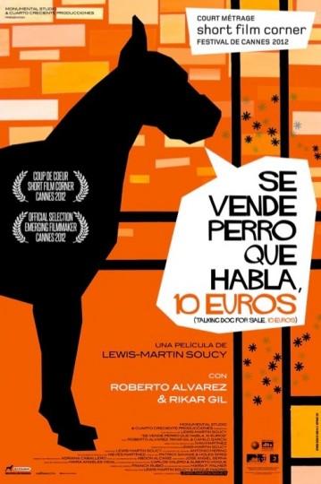 Voix Off Agency - Doublage et Mixage 5.1 du court métrage Vends chien qui parle 10 euros
