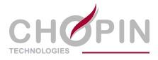 Studios Voix Off Agency pour Chopin technologies