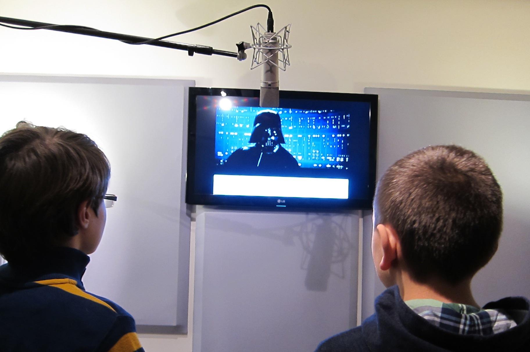 Studios Voix Off Agency- Atelier Doublage AASIP
