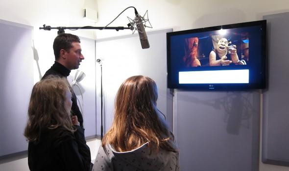Studios Voix Off Agency - Atelier Doublage AASIP