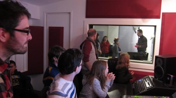 Studios Voix Off Agency - Ateliers Doublage AASIP