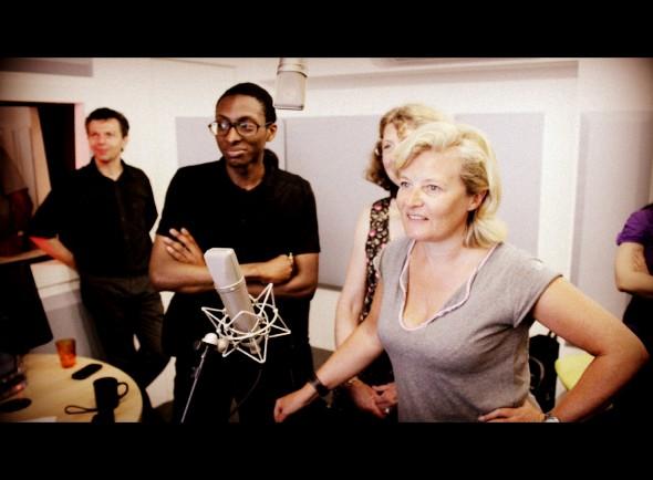 Visite des Studios Voix Off Agency Juin 2013
