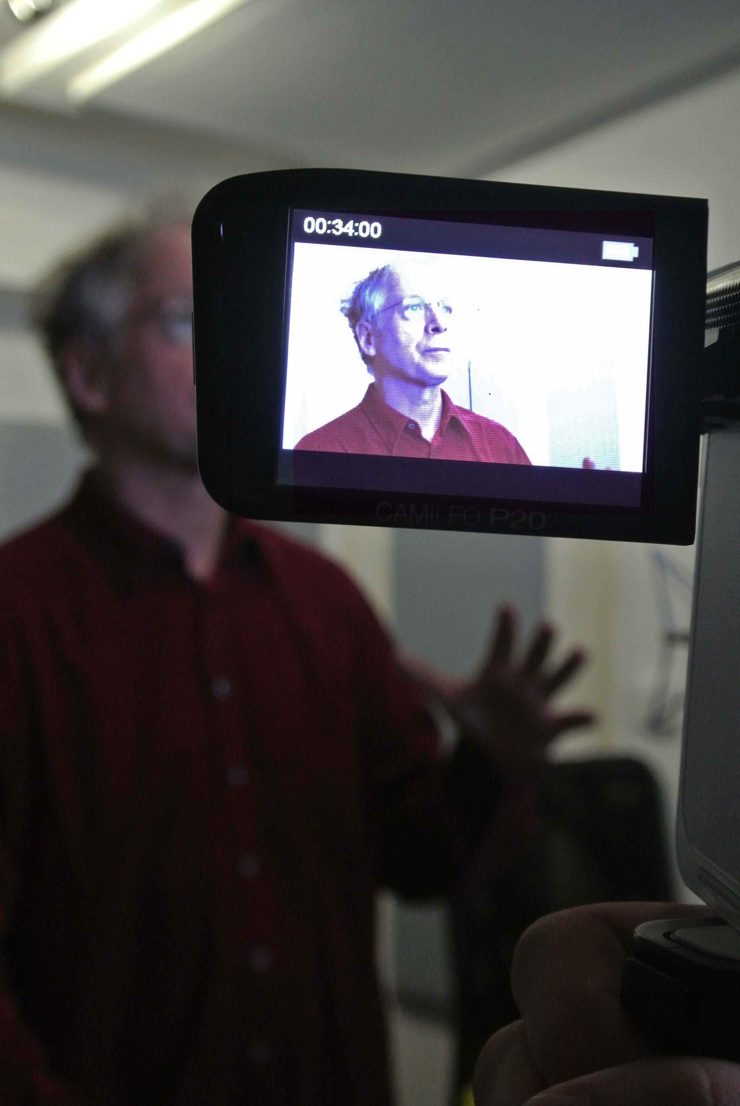 Enregistrement voix off film d'animation 3D My Father, Excalibur and me - Studios VOA