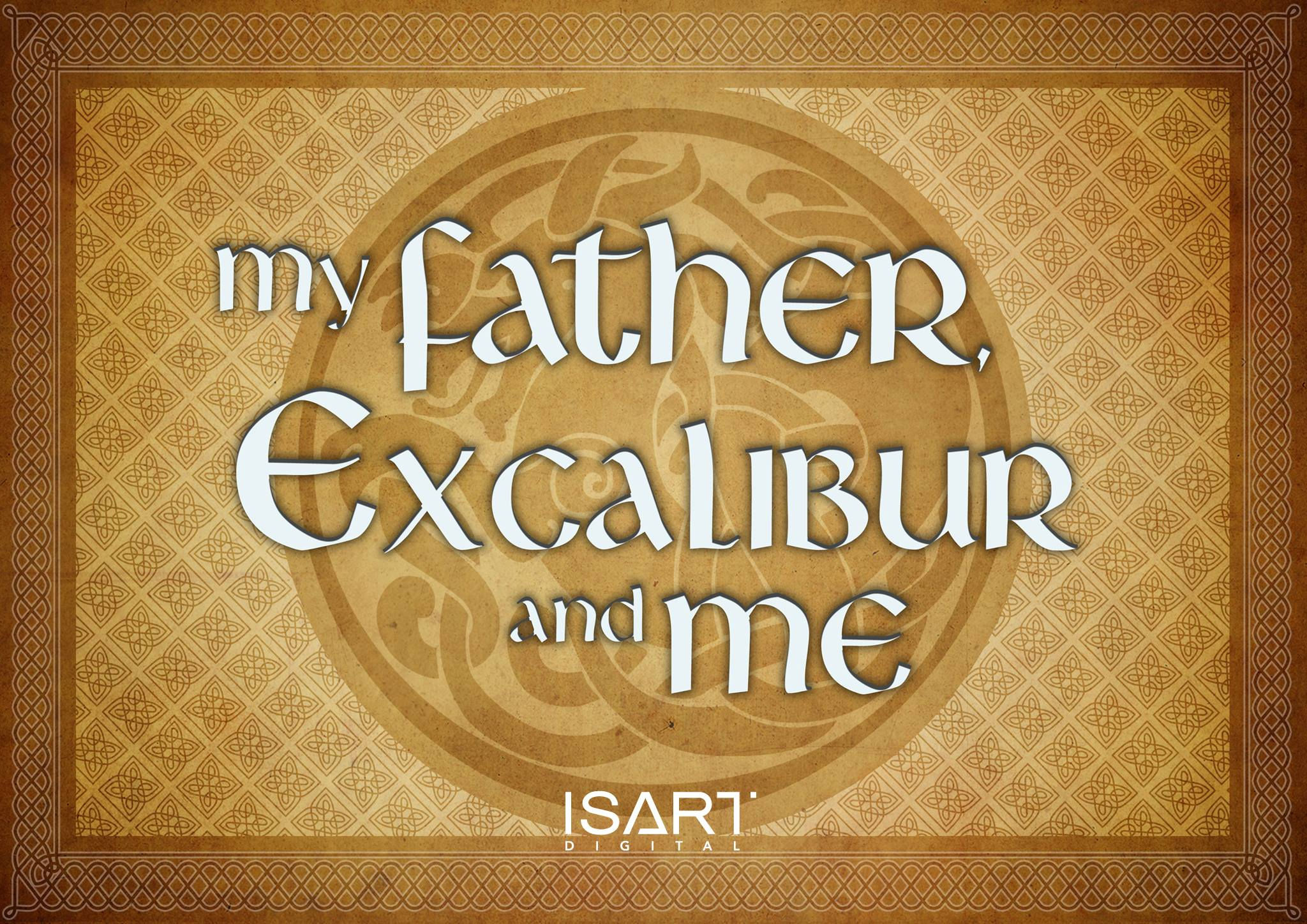 Studios VOA pour My father, Excalibur and me - ISART