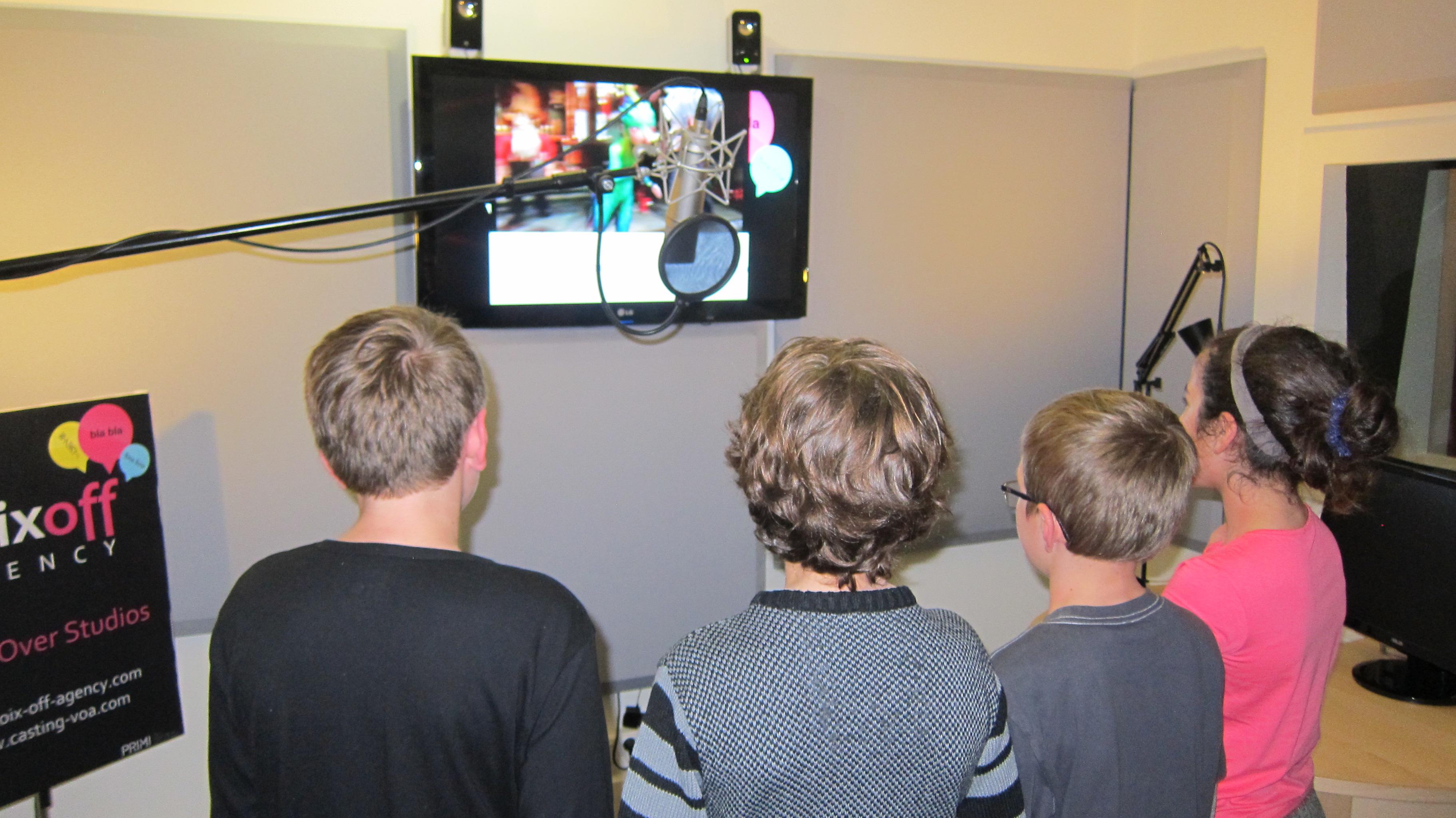Ateliers Doublage Studios VOA