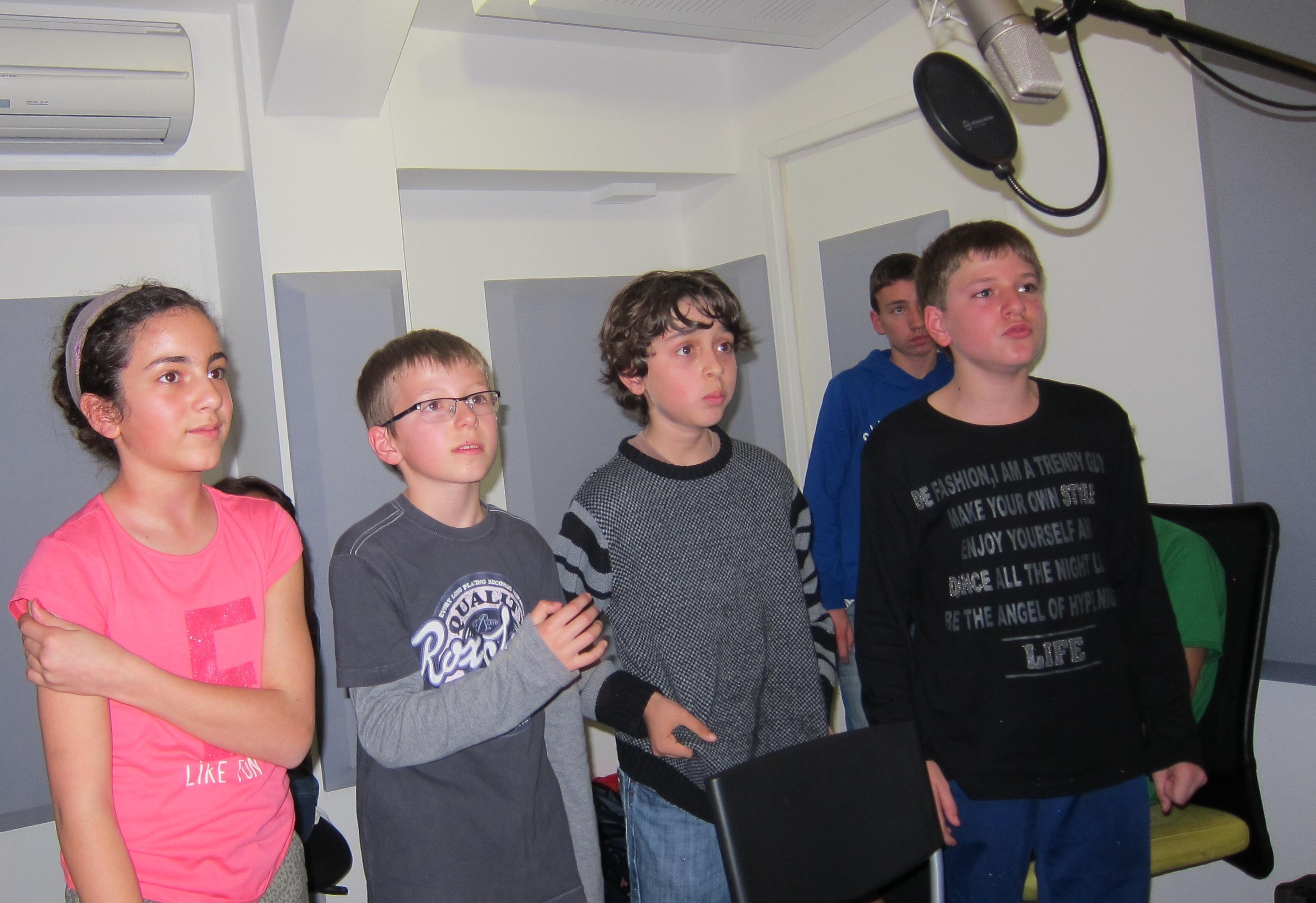 Visite Anoki - Studios VOA