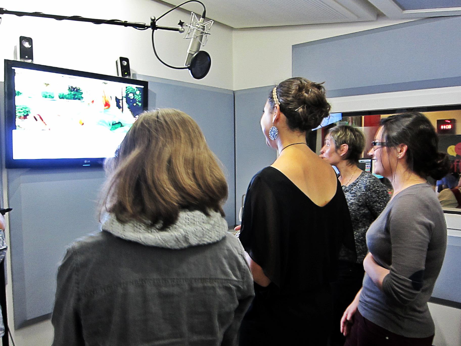 Visite Voix Off Agency VOA CDT 93 Futur en Seine 2014