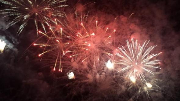 Bande son feu d'artifice de Vaux-en-Vellin / Villeurbanne - juilllet 2014 by Studios VOA (Voix Off Agency)