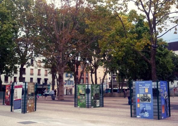 """Enregistrement voix off et création sonore exposition """"Jaurès le parcours"""" à Montreuil - by Voix Off Agency - Studios VOA"""